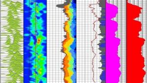 Desarrollo de un nuevo método de interpretación de registros de resonancia magnética nuclear en pozos petrolíferos basado en la definición de espectrofacies y la incorporación de criterios geológicos