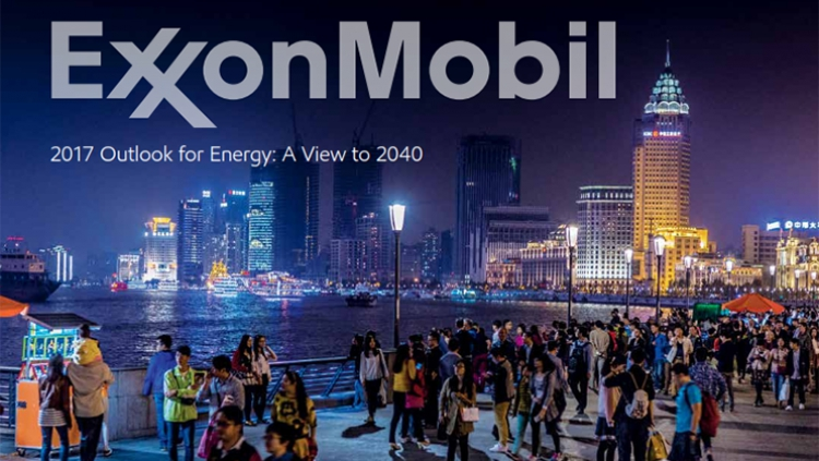 ExxonMobil : Perspectiva de la energía (Outlook for Energy) hacia 2040