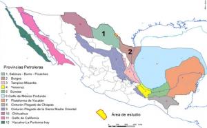 Estudio estratigráfico-geoquímico en lutitas de la formación Eagle Ford en el Norte de México